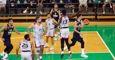 İTÜ Basket - Fenerbahçe Beko