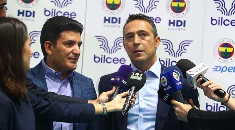 Ali Koç | Voleybol medya günü açıklama
