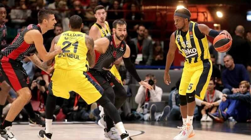 Armani Milan - Fenerbahçe Beko