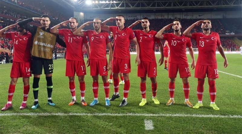 Türkiye 1 - Arnavutluk 0