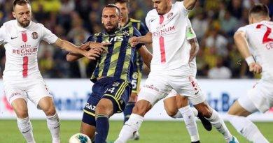 Fenerbahçe - Antalyaspor