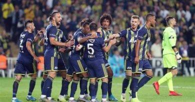 Fenerbahçe 5 - İttifak Holding Konyaspor 1