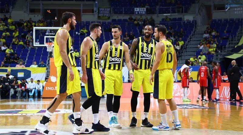 Fenerbahçe Beko - Bahçeşehir Koleji