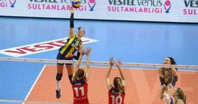Fenerbahçe Opet 3 - THY 2