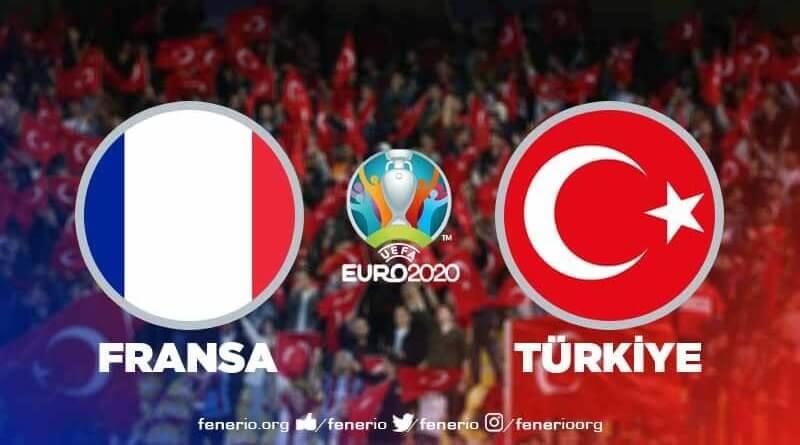 Fransa - Türkiye