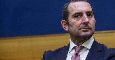 İtalya Spor Bakanı Vincenzo Spadafora