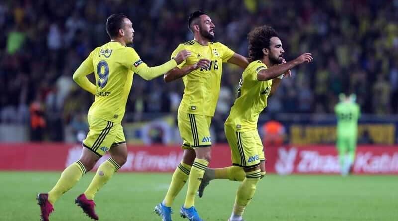 Tarsus İdman Yurdu 1 - Fenerbahçe 3