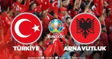 Türkiye - Arnavutluk
