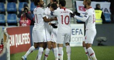Andorra - Türkiye | EURO 2020 Elemeleri