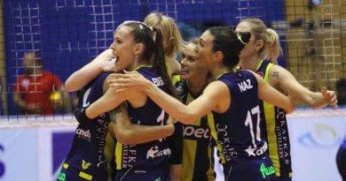 Aydın BŞB 0 - Fenerbahçe Opet 3