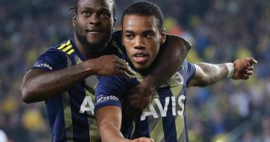 Victor Moses - Garry Rodrigues