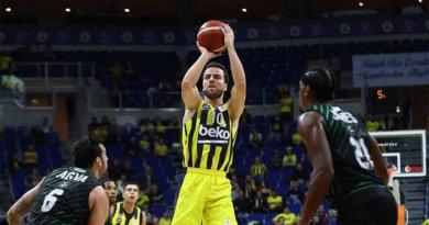Fenerbahçe Beko - Darüşşafaka