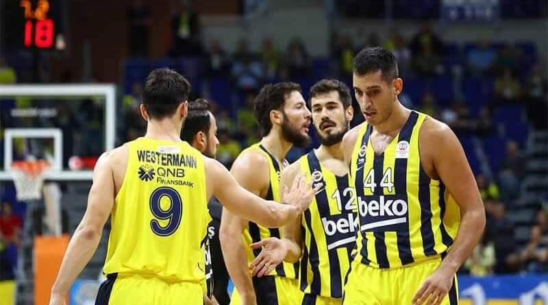 Feenrbahçe Beko - Beşiktaş Sompo Sigorta