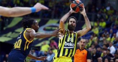 Fenerbahçe Beko - Khimki Moskova