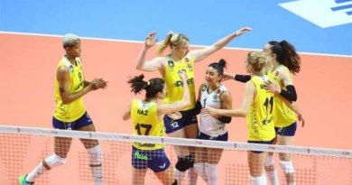Fenerbahçe Opet - Beylikduzu Voleybol İhtisas