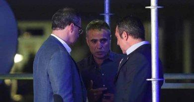 Ali Koç - Damien Comolli - Ersun Yanal
