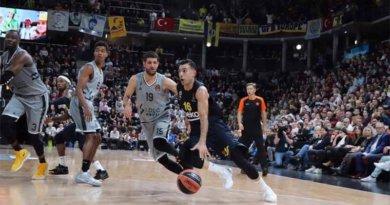 LDLC ASVEL - Fenerbahçe Beko
