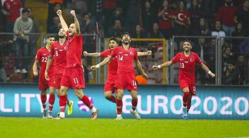 A Milli Takım EURO 2020'ye gidiyor