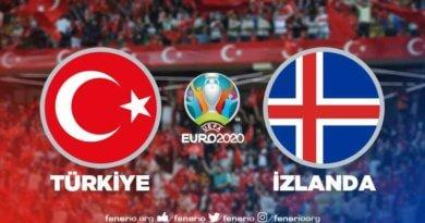 Türkiye - İzlanda | EURO 2020 Elemeleri