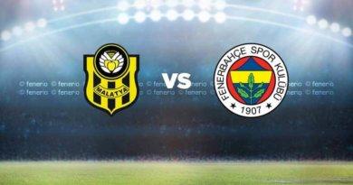 Yeni Malatyaspor - Fenerbahçe