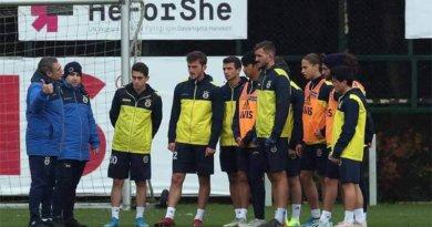Ersun Yanal - U19 Futbolcu
