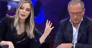 Hande Sarıoğlu - Fatih Altaylı