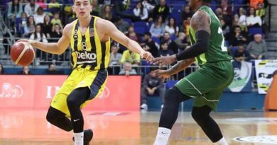 Fenerbahçe Beko - OGM Ormanspor