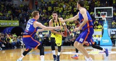 Fenerbahçe Beko - Valencia Basket