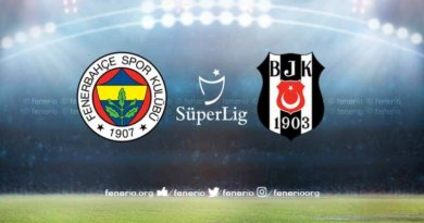 Fenerbahçe- Beşiktaş