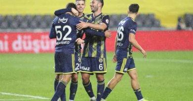 Fenerbahçe - İstanbulspor