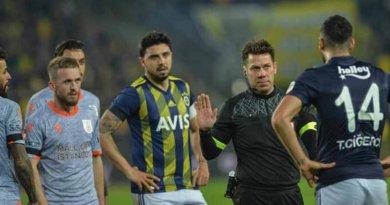 Fenerbahçe - Başakşehir | Tolga Ciğerci