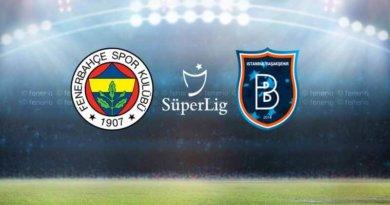 Fenerbahçe - Başakşehir