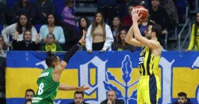 Fenerbahçe Beko - Frutti Extra Bursaspor