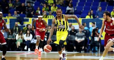 Fenerbahçe Beko - Sigortam.net İTÜ Basket