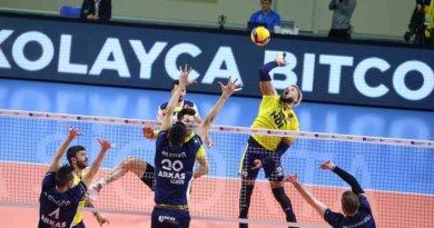 Fenerbahçe HDI Sigorta - Arkas Spor