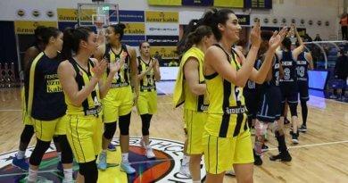 Fenerbahçe Öznur Kablo - Dynamo Kursk