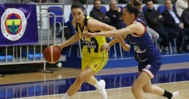 Fenerbahçe Öznur Kablo - BŞB Adana Basketbol