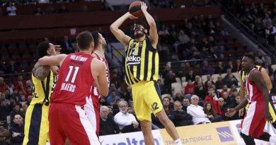 Olympiacos - Fenerbahçe Beko