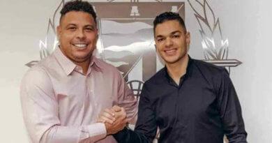 Ronaldo - Hatem Ben Arfa