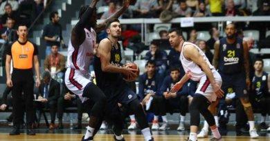 Bahçeşehir Koleji - Fenerbahçe Beko