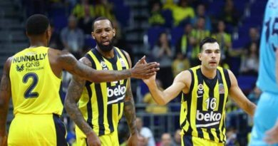 Fenerbahçe Beko - Türk Telekom