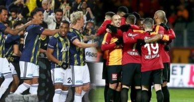Fenerbahçe - Galatasaray
