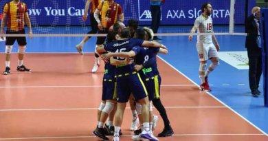 Galatasaray HDI Sigorta - Fenerbahçe HDI Sigorta