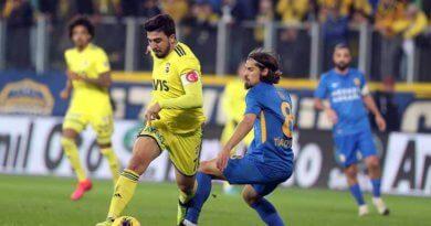 MKE Ankaragücü - Fenerbahçe