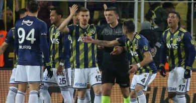 Fenerbahçe - Alanyaspor