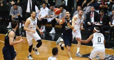 Beşiktaş Sompo Sigorta - Fenerbahçe Beko