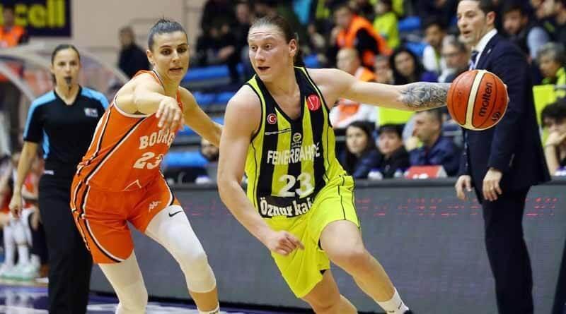 Fenerbahçe Öznur Kablo - Bourges Basket