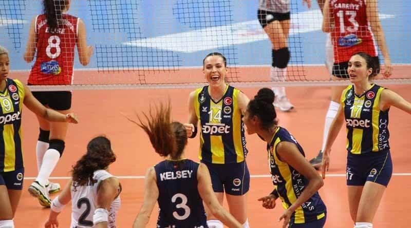 Nilüfer Belediyespor - Fenerbahçe Opet