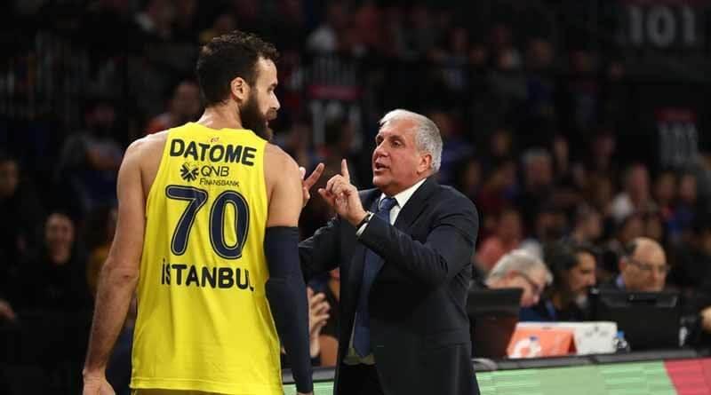 Luigi Datome - Zeljko Obradovic