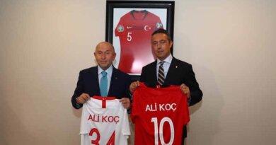 Ali Koç - Nihat Özdemir
